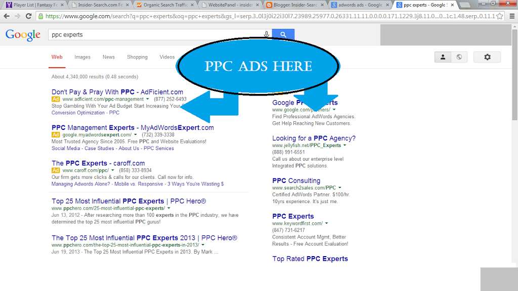 local ppc expert, ppc agency, adwords expert
